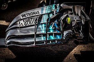 Belçika GP: Garajlardan gelen ilk teknik kareler