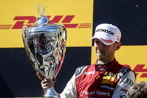 Ismét Rast tudott nyerni a DTM második nürburgringi futamán
