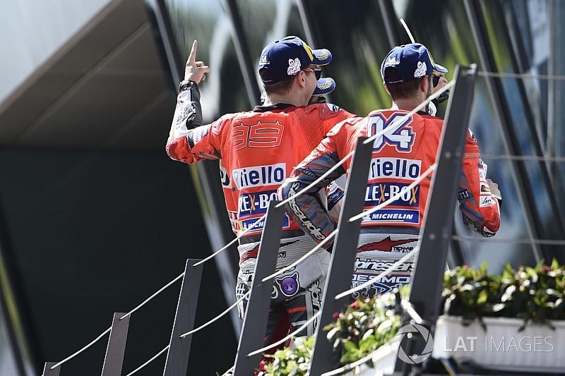 """Ducati: """"Lorenzo és mi is hibáztunk - szenvedni fog a Hondánál"""""""