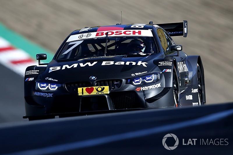 Nürburgring, Libere 1: Spengler al comando con la BMW nel finale
