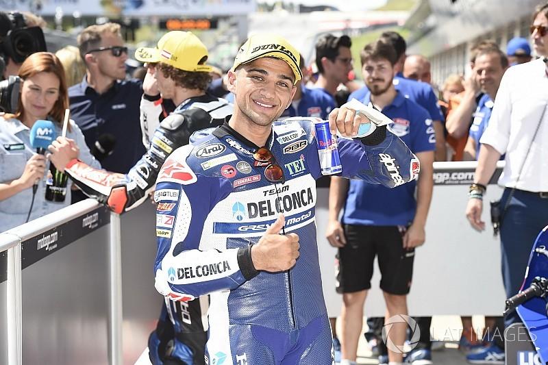 """Martin eroico terzo in Austria: """"Il podio è un sogno dopo l'operazione, ma speravo di poter vincere!"""""""