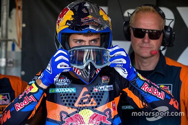 Jorge Prado, campeón del mundo de MX2 con antelación