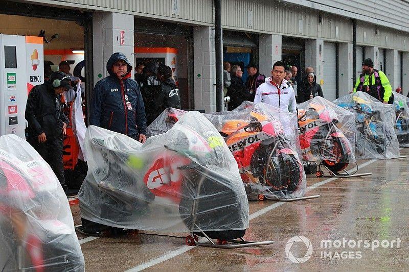Silverstone: il nuovo asfalto farà arrabbiare i piloti di MotoGP?