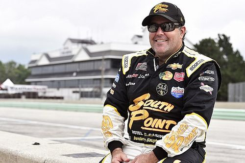 Brendan Gaughan goes back to his roots in K&N Pro Series