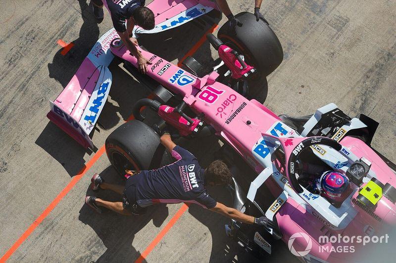Протест Renault на Racing Point: в чем суть претензий и что будет дальше