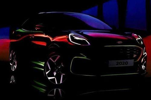 Küszöbön a bemutató - már a hangját is hallhatjuk az új Ford Puma ST-nek