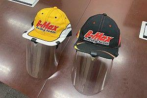 B-Max Racingが飛沫感染防止に役立つ「B-MAXバイザー」を開発