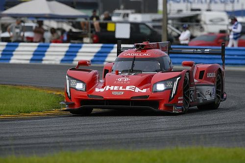 Nasr returns to IMSA action after recovery from COVID-19