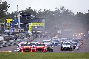 2020 Supercars Darwin SuperSprint session times and preview