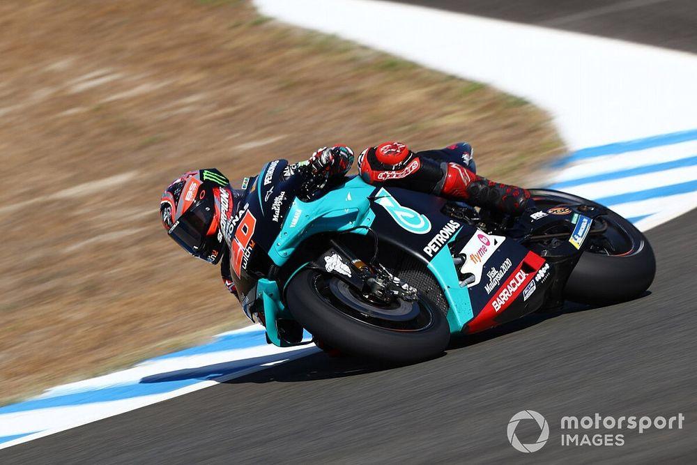 Jerez MotoGP: 2020'nin ilk pole pozisyonu Quartararo'nun oldu!
