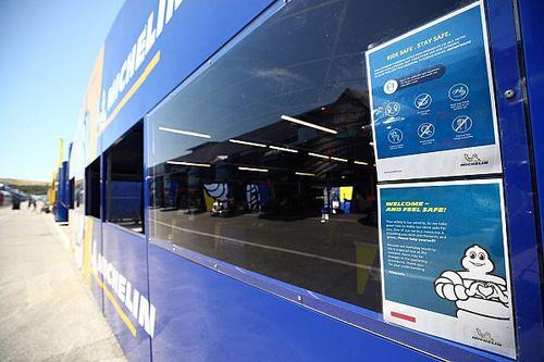 MotoGP: tecnico Michelin positivo al COVID-19