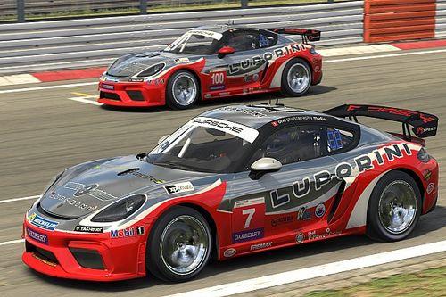 Eraldo Silva e Marcos Riffel vencem na segunda etapa da Porsche Esports Sprint Challenge em Nurburgring