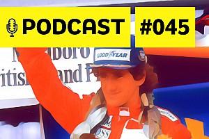 Podcast #045: Alain Prost: 'apenas' o vilão dos brasileiros ou gênio incompreendido?