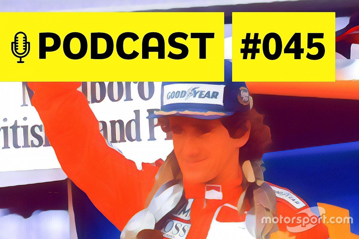 Podcast #045 - Alain Prost: 'apenas' o vilão dos brasileiros ou gênio incompreendido?
