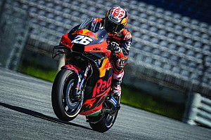 KTM completes private two-day MotoGP test