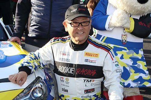 モリゾウがニュルブルクリンクのバーチャルレースに飛び入り参加!