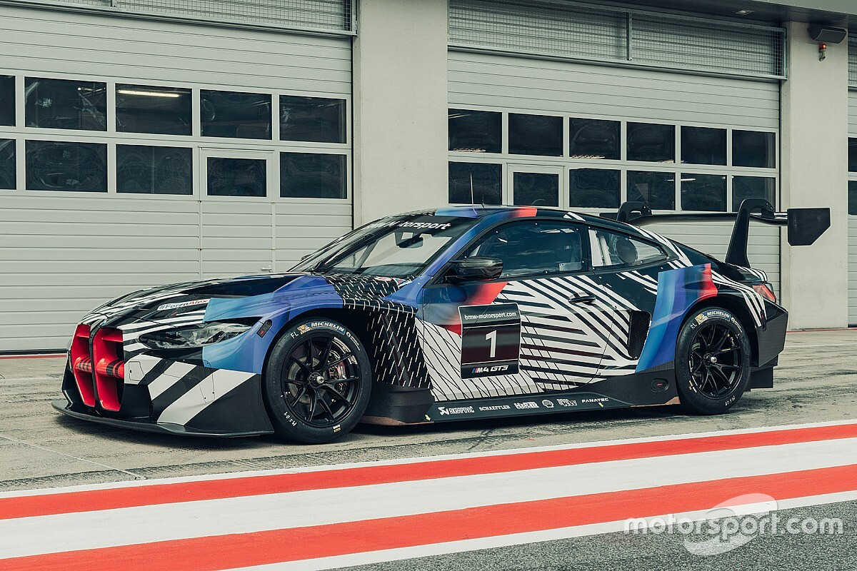 BMW could give new M4 GT3 car early DTM debut