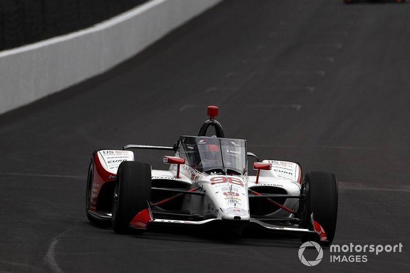 Palou, por delante Alonso a mitad del 'Fast Friday'