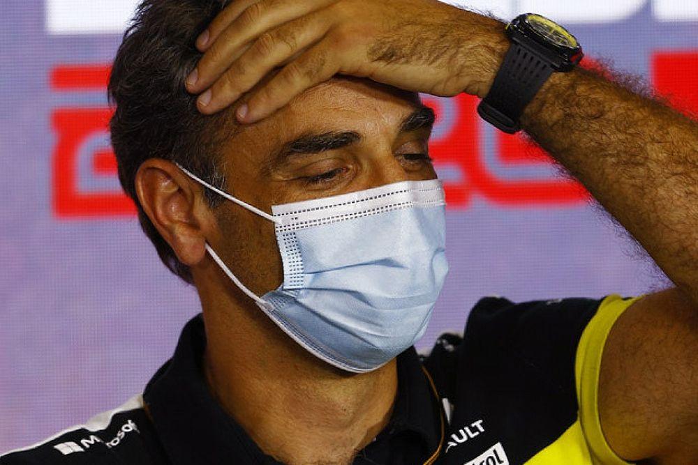 Экс-босс Renault написал Риккардо по поводу татуировки