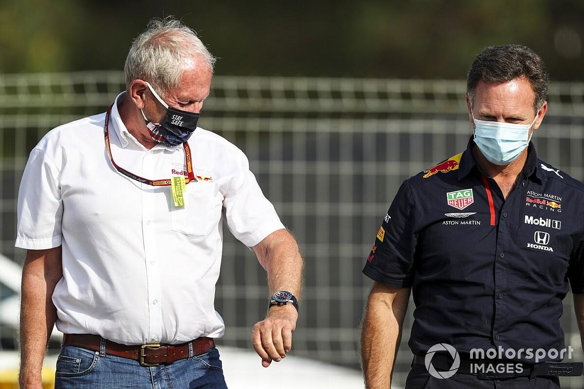 Marko elképzelhetőnek tartja, hogy Hamilton kivesz egy évet