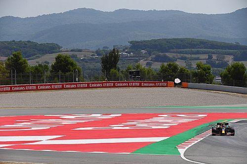 На трассе в Барселоне переделали 10-й поворот: первое фото