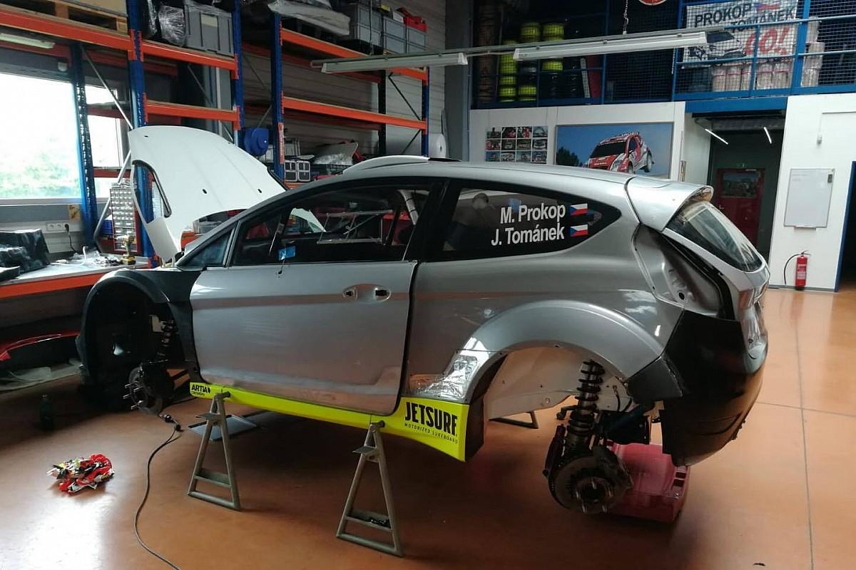 Mogul Test Rally z Prokopem