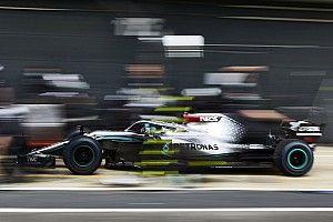 Mercedes z poprawionym silnikiem