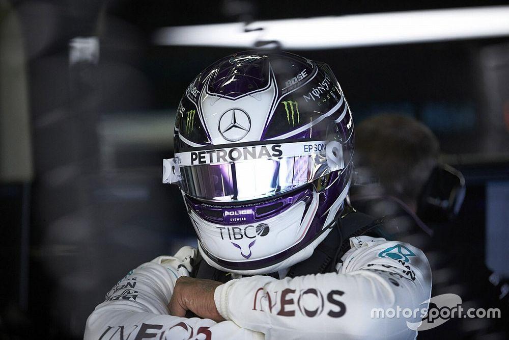 Négy hónap után Hamilton újra pályára gurult, de semmi negatívat sem érzett (galériával)