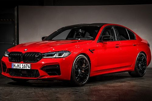 BMW M5 y M5 Competition 2020: la berlina deportiva se pone al día