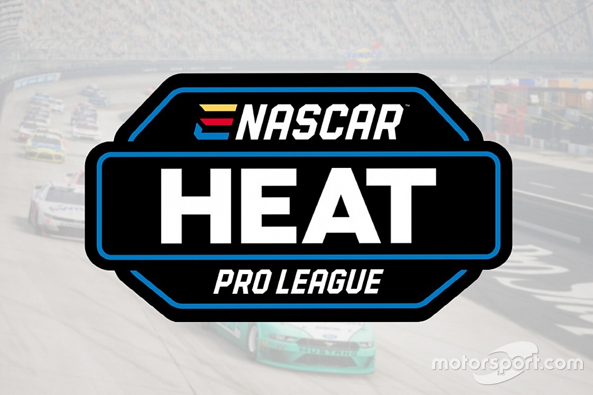 eNASCAR Heat Pro League regular season wraps up at Las Vegas