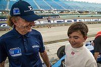 El hijo de 13 años de Fittipaldi debuta en un F4