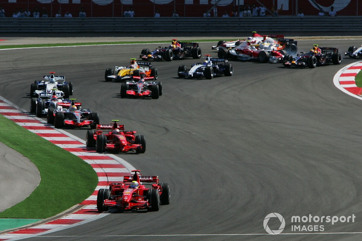 "F1 drivers support plan to bring back ""awesome"" Turkey"