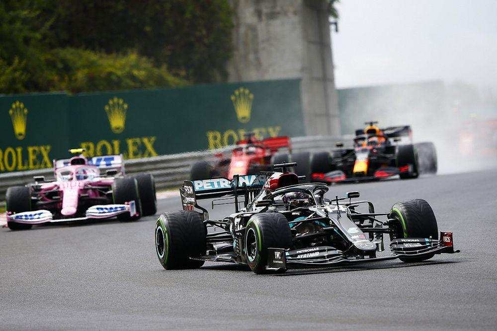 Les notes du Grand Prix de Hongrie 2020