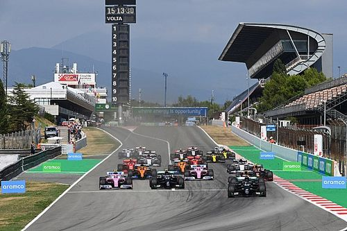 Spaanse F1 GP officieel op kalender 2021 met nieuw contract