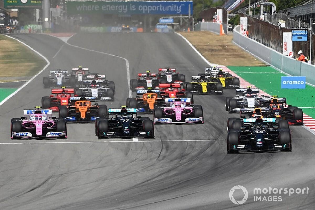 Гран При Испании Формулы 1: пять быстрых выводов