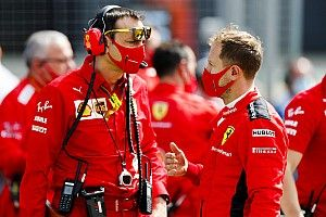 ベッテル、スペインGPの戦略見直しは必要なし「無線のやり取りはアレが普通」