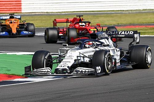 AlphaTauri Kecewa Gagal Kalahkan Ferrari di F1 2020