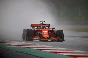 Gridstraf voor Leclerc wegens overtreding in kwalificatie