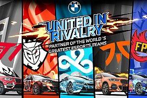 Hivatalos: A BMW szponzorként és szakmai támogatóként lép be az e-sport világába