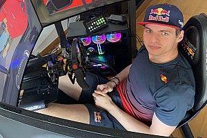 """Verstappen: """"Eski araçla test yapmayı ben istemedim"""""""