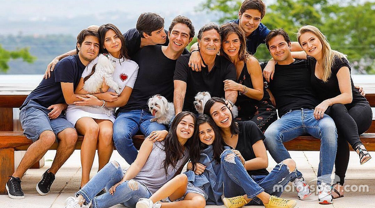 Pedro Piquet revela regra de convivência que Nelson dá aos filhos