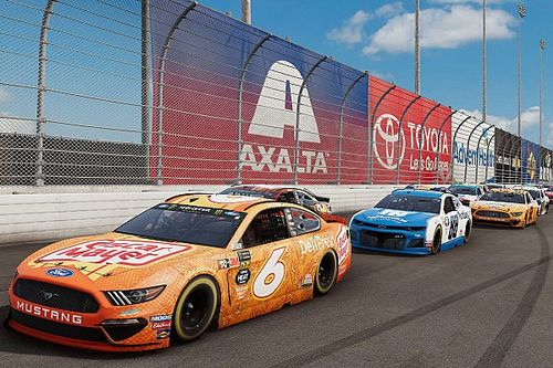 Williamson y Walker ganan el evento NASCAR Heat 4 All-Star