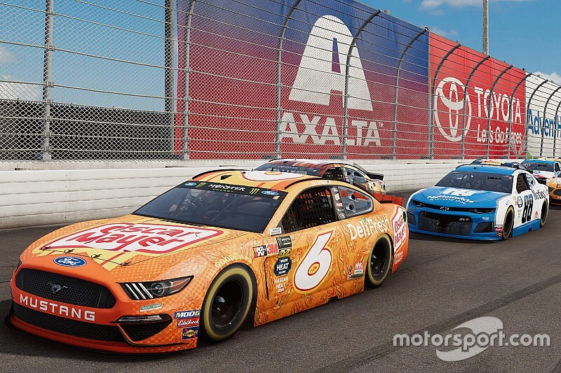 Livestream: Check out the NASCAR Heat All-Star event