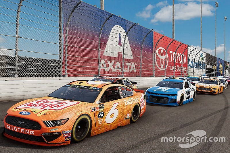 Williamson and Walker win NASCAR Heat 4 All-Star event