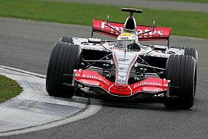"""ハミルトン、F1初テストで見せた""""大器""""の片鱗。デ・ラ・ロサが当時を振り返る"""