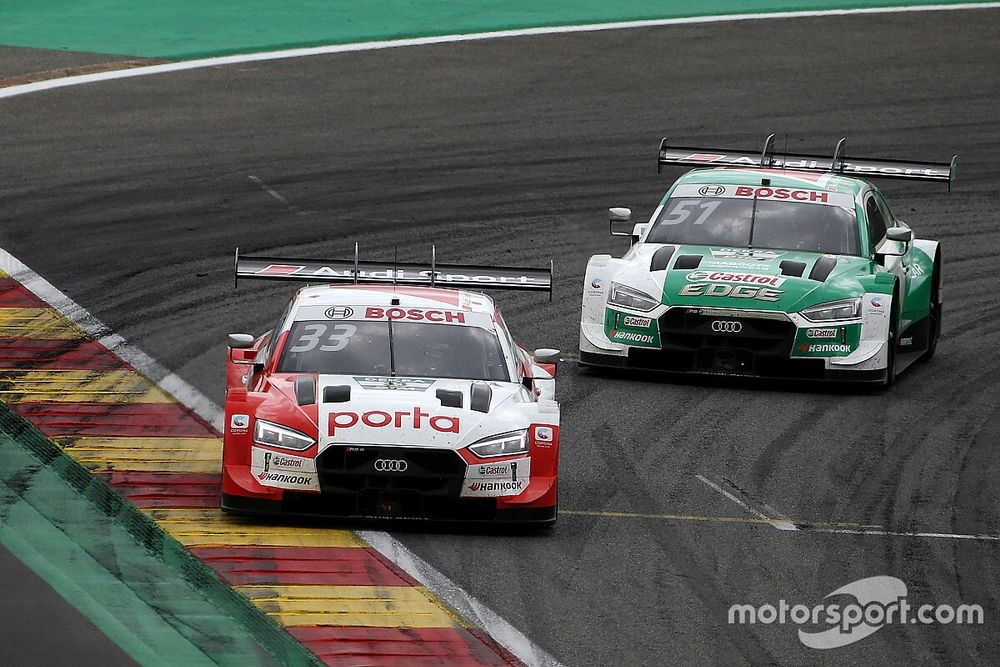 """Muller explains how """"smarter"""" Rast prevented last-lap pass"""