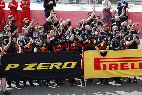 A Red Bull nem akart tizenkilencre lapot húzni