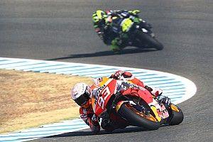 Rossi: Kampioenschap 'nog niet voorbij' voor Marquez