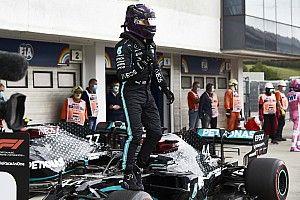 GP de Hungría F1: plácida victoria de Hamilton, que ya es líder