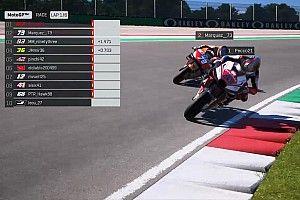 Le MotoGP annonce une deuxième course virtuelle le 12 avril